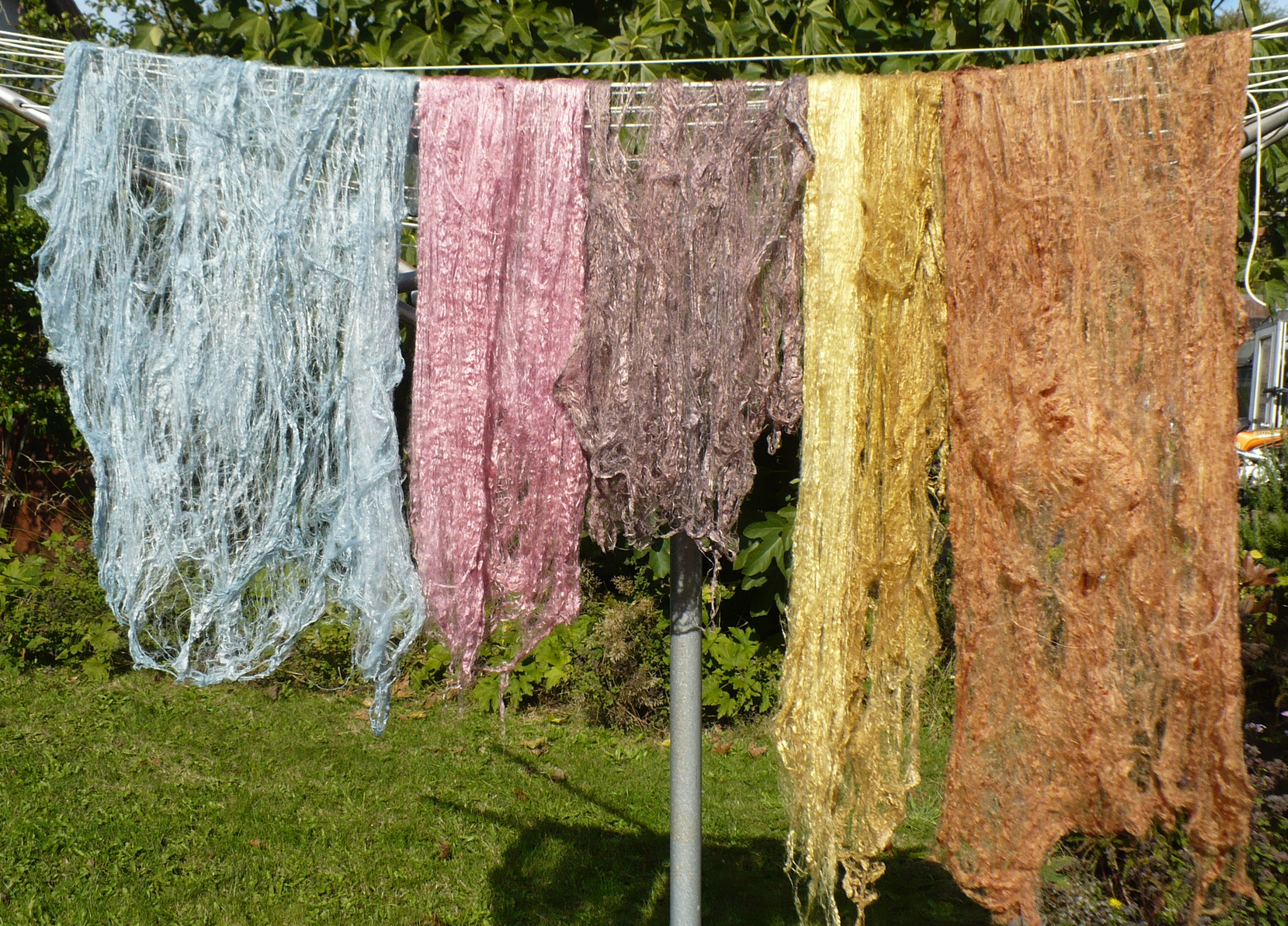 natural fibre silk Silk, another common animal fiber, was once quite popular, but has been  replaced  nylon silk rayon most natural fibres such as wool, cotton, and linen,  have.