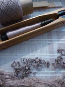 weaving-finishing 302