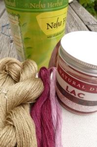 natural dyes 284