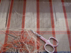 weaving-finishing 322