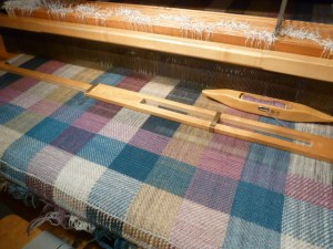 weaving-finishing 410