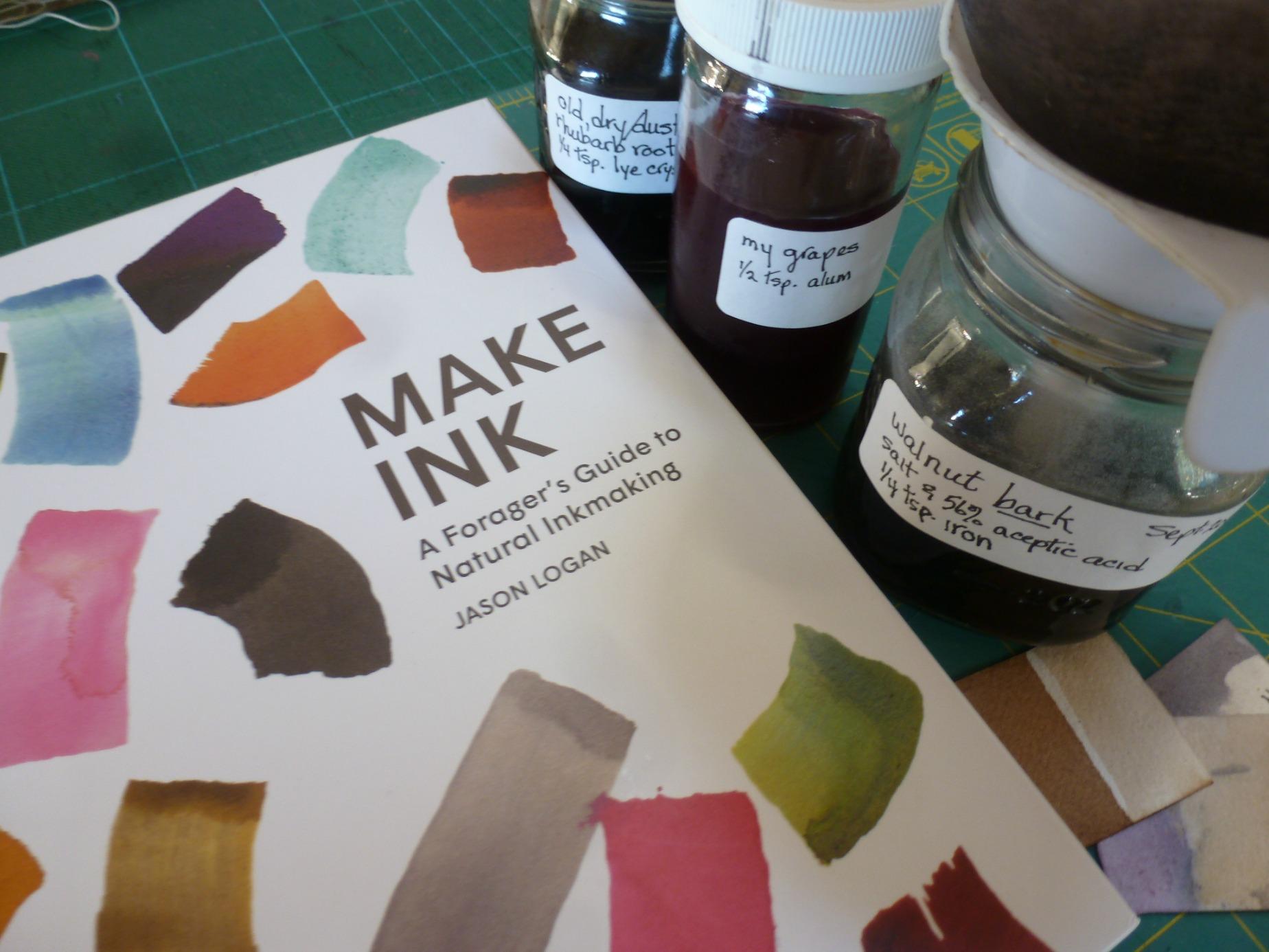 making ink
